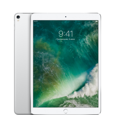 Apple iPad Pro 10.5 (2017) Wi-Fi 64Gb Silver (MQDW2)