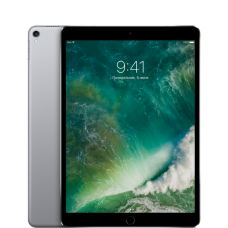 Apple iPad Pro 10.5 (2017) Wi-Fi 64Gb Space Gray (MQDT2)