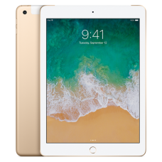 Apple iPad 2017 Wi-Fi + Cellular 32GB Gold (MPGA2)
