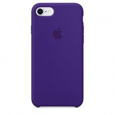 Apple iPhone 8 / 7 Silicone Case - Ultra Violet