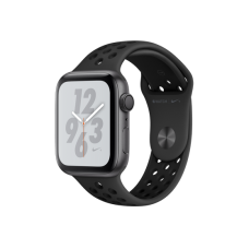 Apple Watch Series 4 Nike+ 44mm GPS Space Gray Aluminum Case with Anthracite/Black Nike Sport Band (MU6L2)