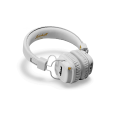 Marshall Major II Bluetooth White