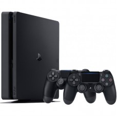 Sony Playstation 4 Slim 1TB DualShock Bundle
