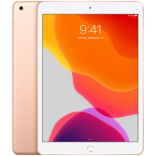 Apple iPad 10.2 Wi-Fi 32GB Gold (MYLC2)